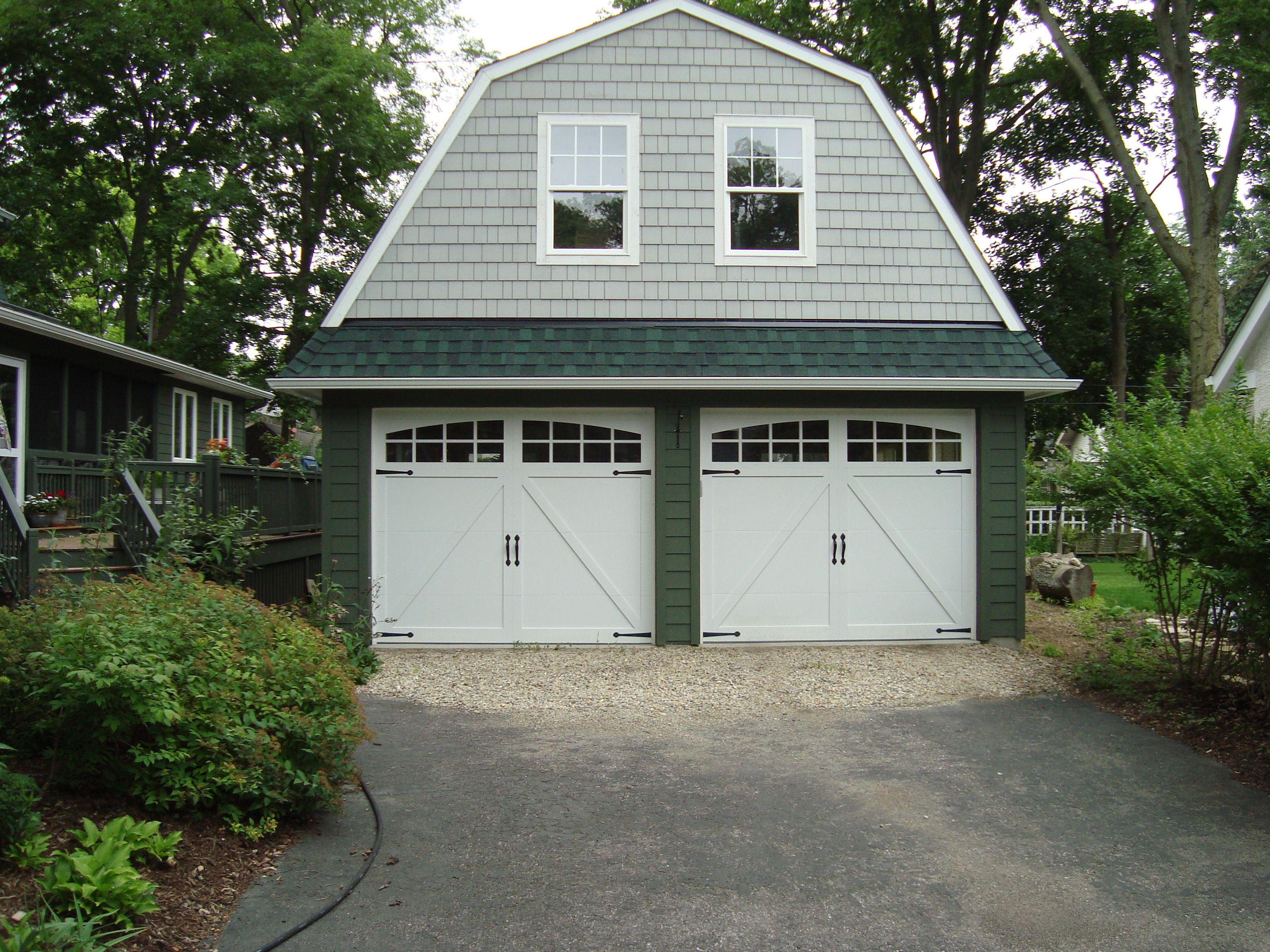 Carriage House Stamped Garage Doors Pinterestcom