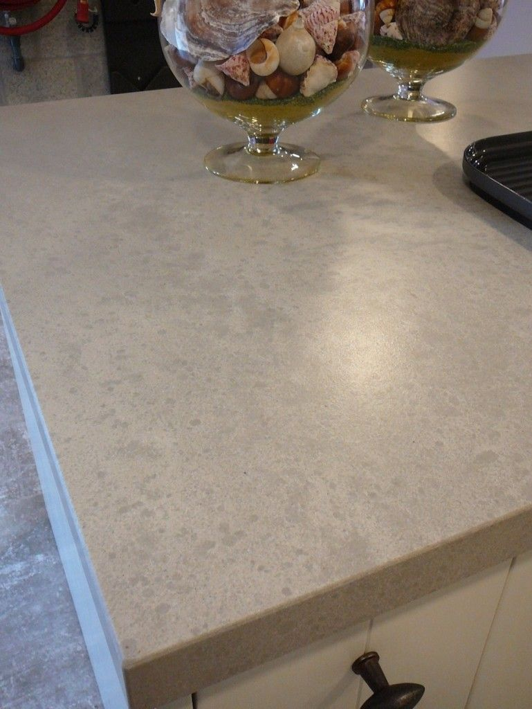 Betonlook keukenblad, creabeton speciaal voor ikea keukens, leverbaar bij K14.nl