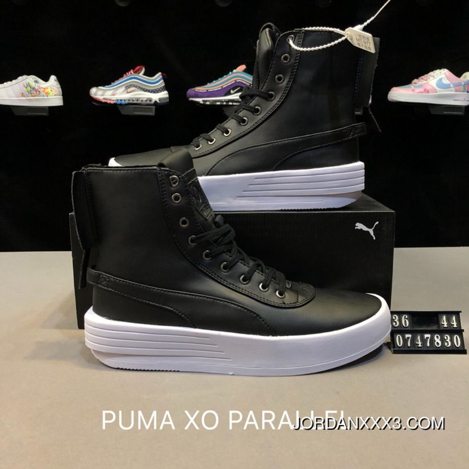 Puma Xo Parallel X The Weekend