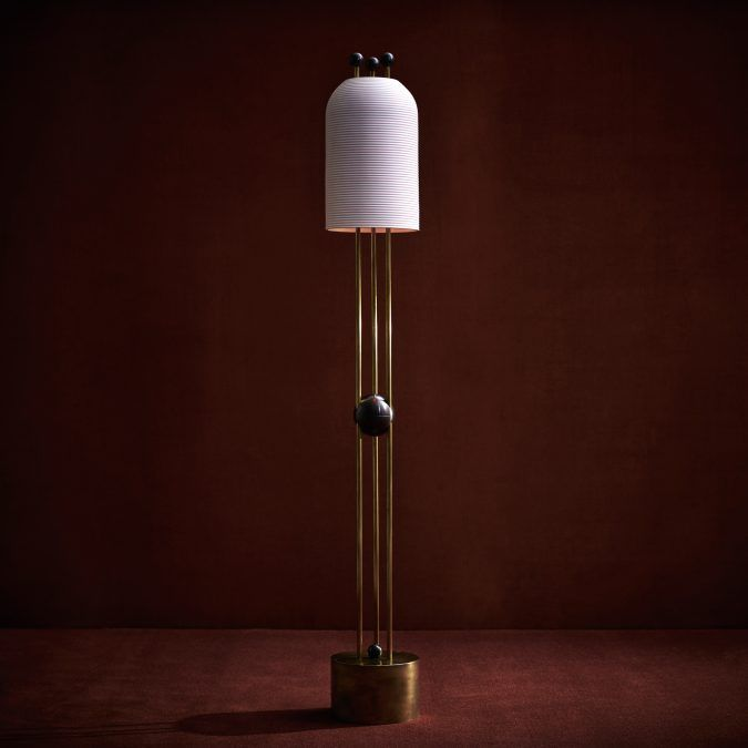 Lantern floor lamp apparatus pinterest floor lamp lights and lighting design