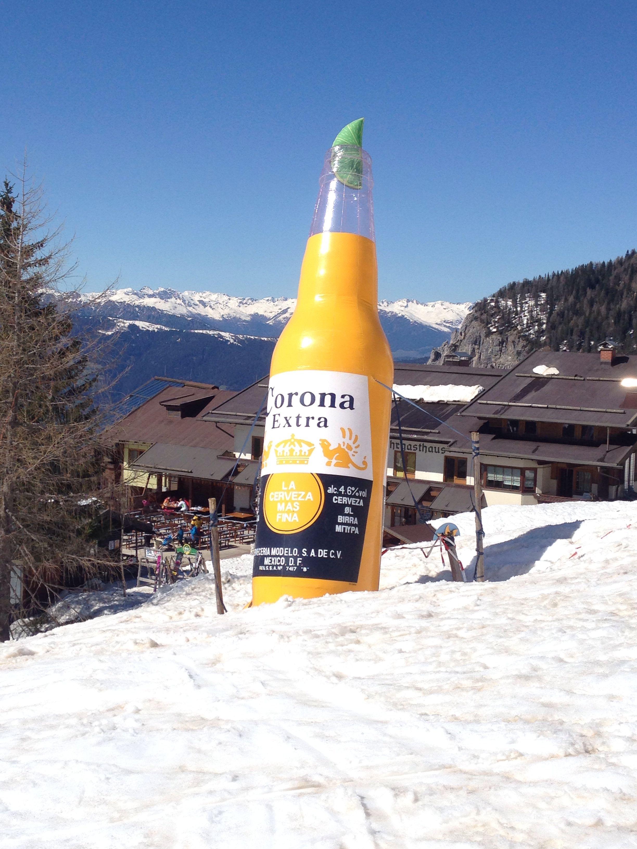 Huge Corona