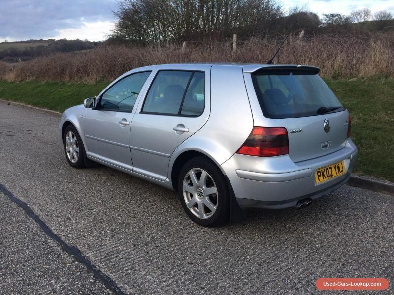 Car For Sale Volkswagen Golf 2 8 V6 4motion New Mot Fsh 1400