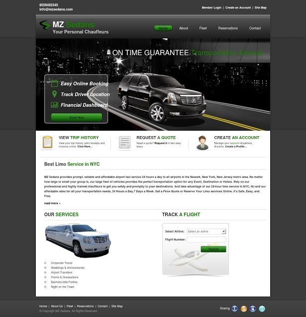 Mz Sedans Offers The Best Car Services In Montclair And Other Areas