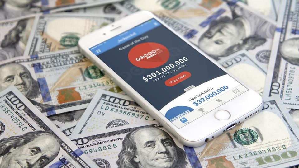IPhone app may push New York Powerball lottery jackpot to