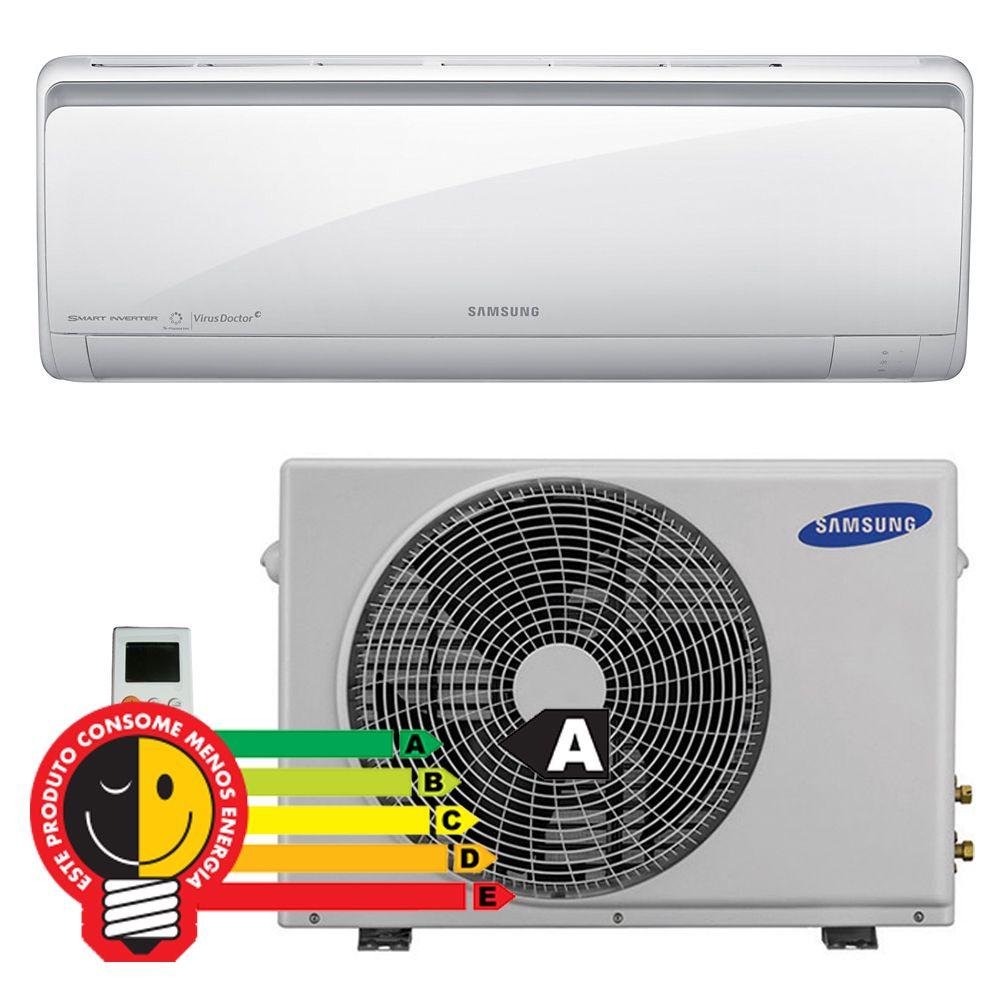 Ar Condicionado Samsung Split Smart Inverter 9000 Btus Frio 220v
