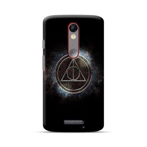 timeless design 9bef7 3714f Motorola Droid Turbo 2 Harry Potter Deathly Hallows Case | amazing ...