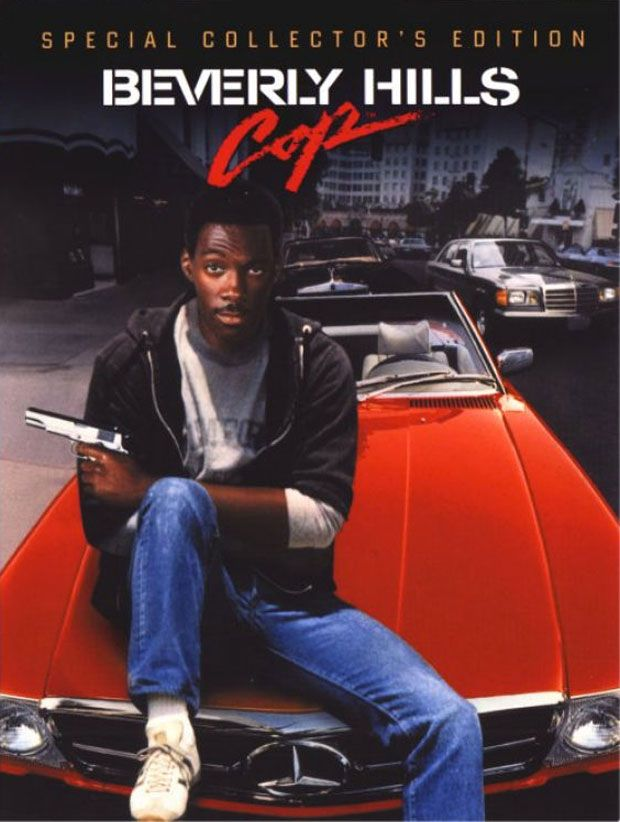Beverly Hills Cop 1984 Great Comedy Filmes Posteres De