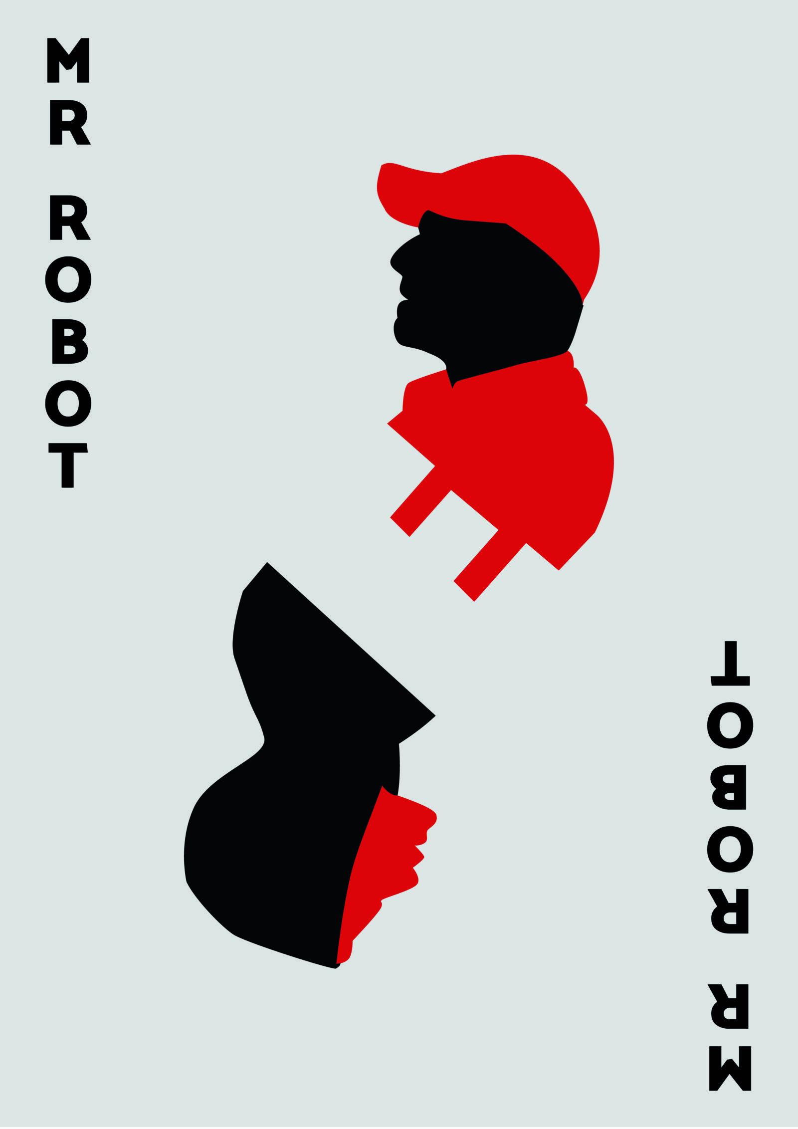 #MrRobot - Yin and Yang