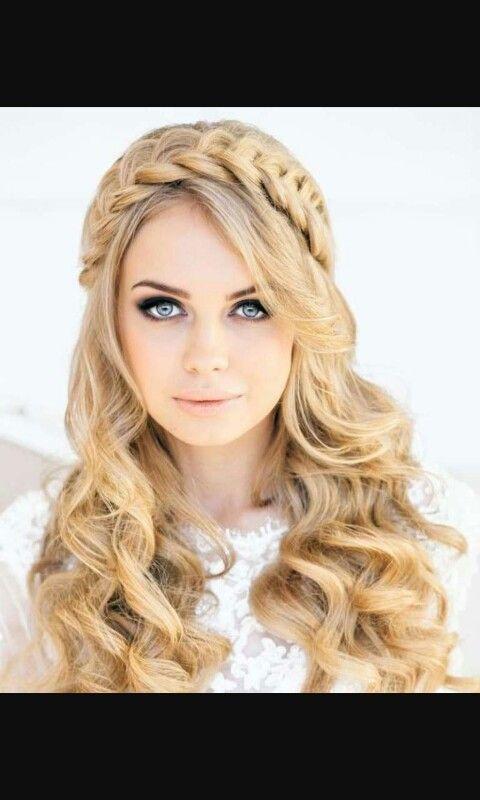 Cute Hairstyles For Teens 2015 Braided Crown Hairstyles