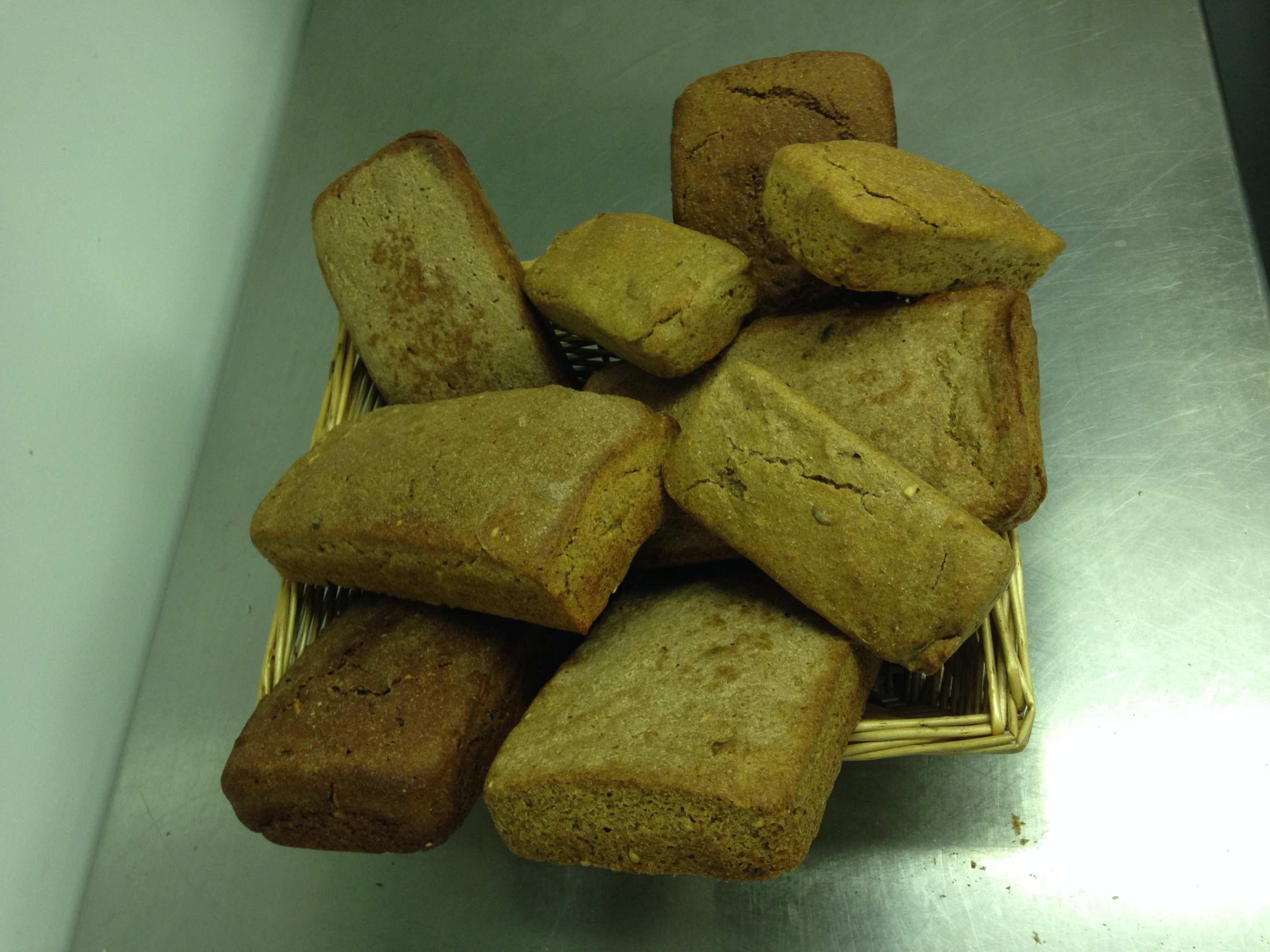Lovely rye loaves