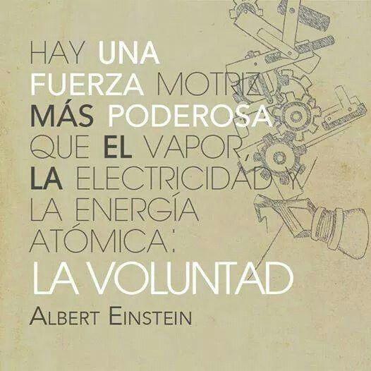 Voluntad!!!!!