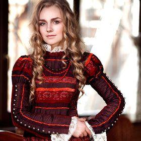 Russian Lady   ;)