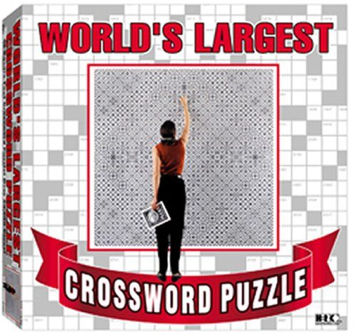 World S Largest Crossword Puzzle Vintage Sports Cards Http Www