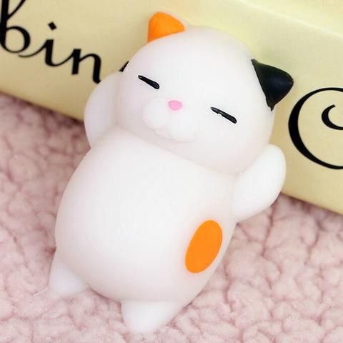 "Squishy Kittyâ""¢ Cute Stress Relief Toy Shopping"