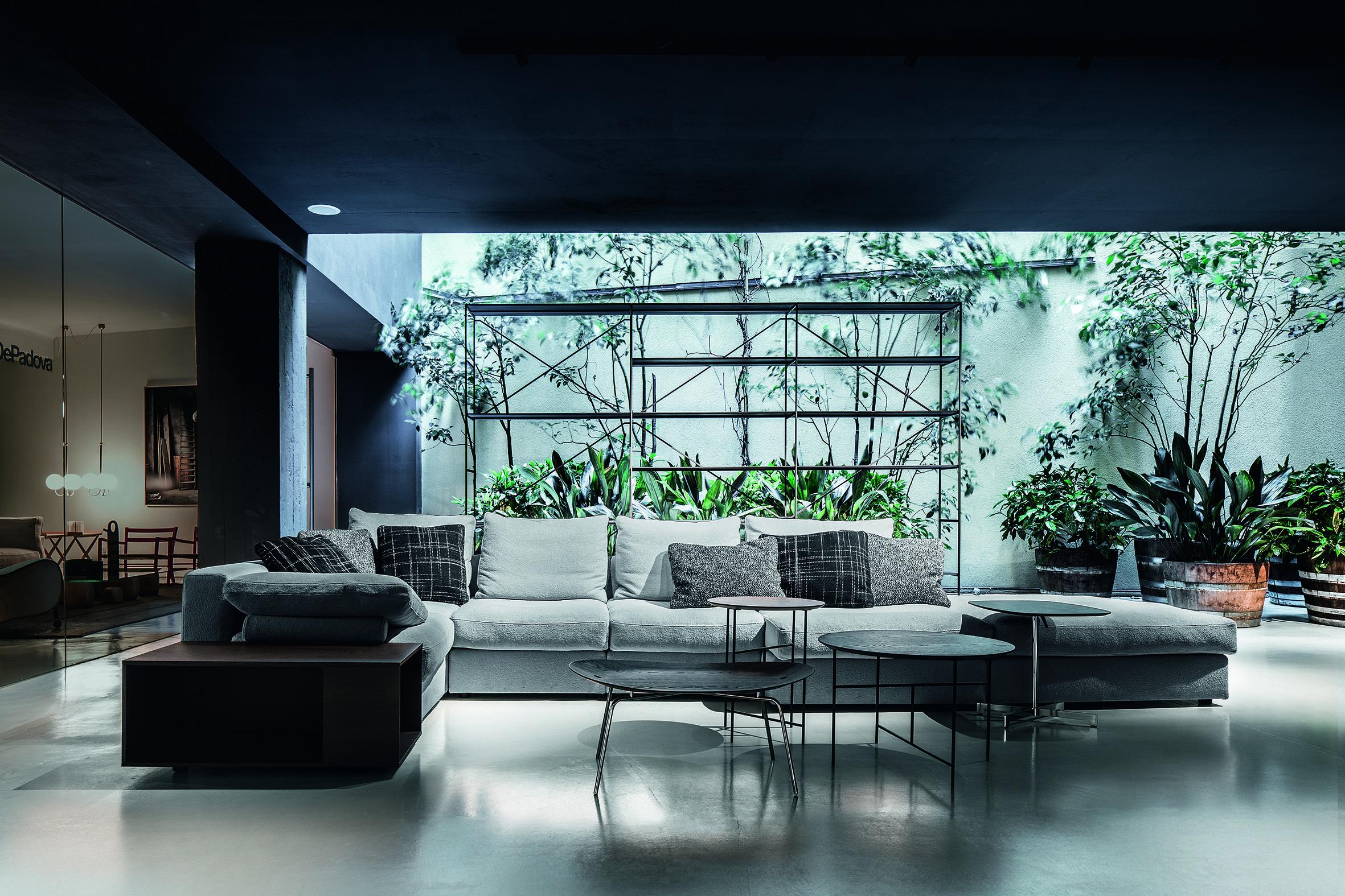 Padovano Mobili ~ Mosaïque @ de padova santa cecilia. freely configurable this sofa