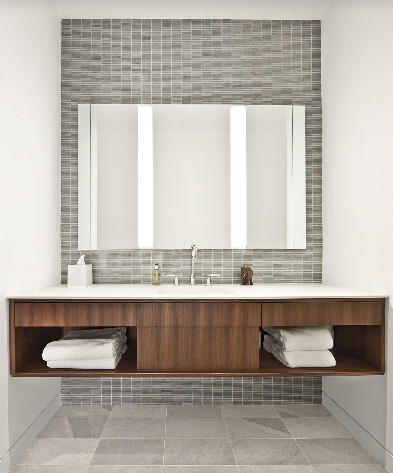 Pin de J en Home design | Pinterest | Baños, Decoracion baños y Loft