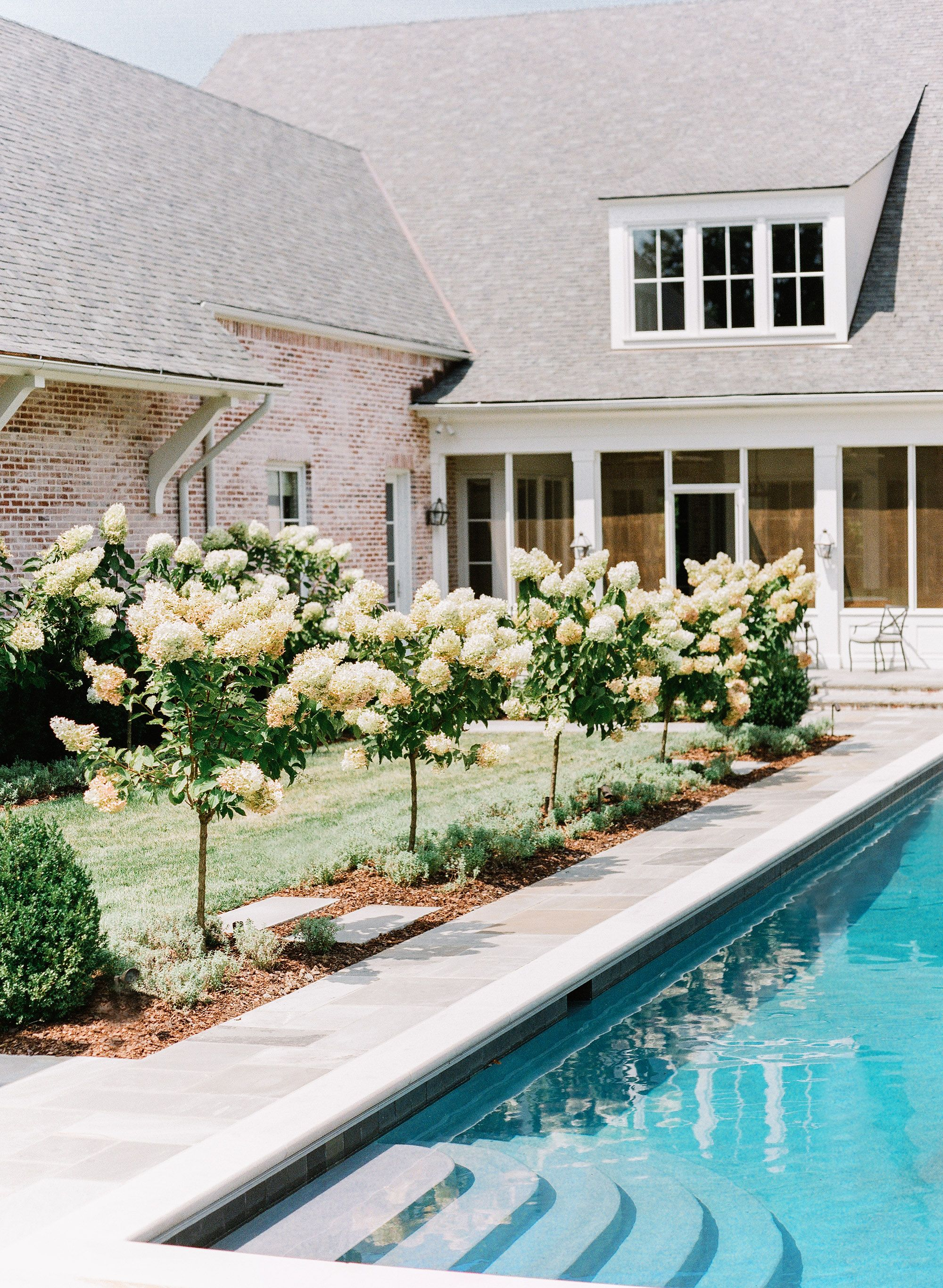 Landscape Architecture By Anne Daigh Nashville Tn Pool Design Pool Landscaping Backyard Pool Landscaping Landscape Architect