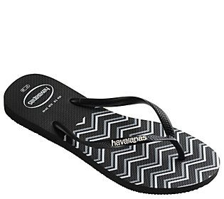 32f7d1ceb7c86 Havaianas Thong Sandals - Slim Zig Zag