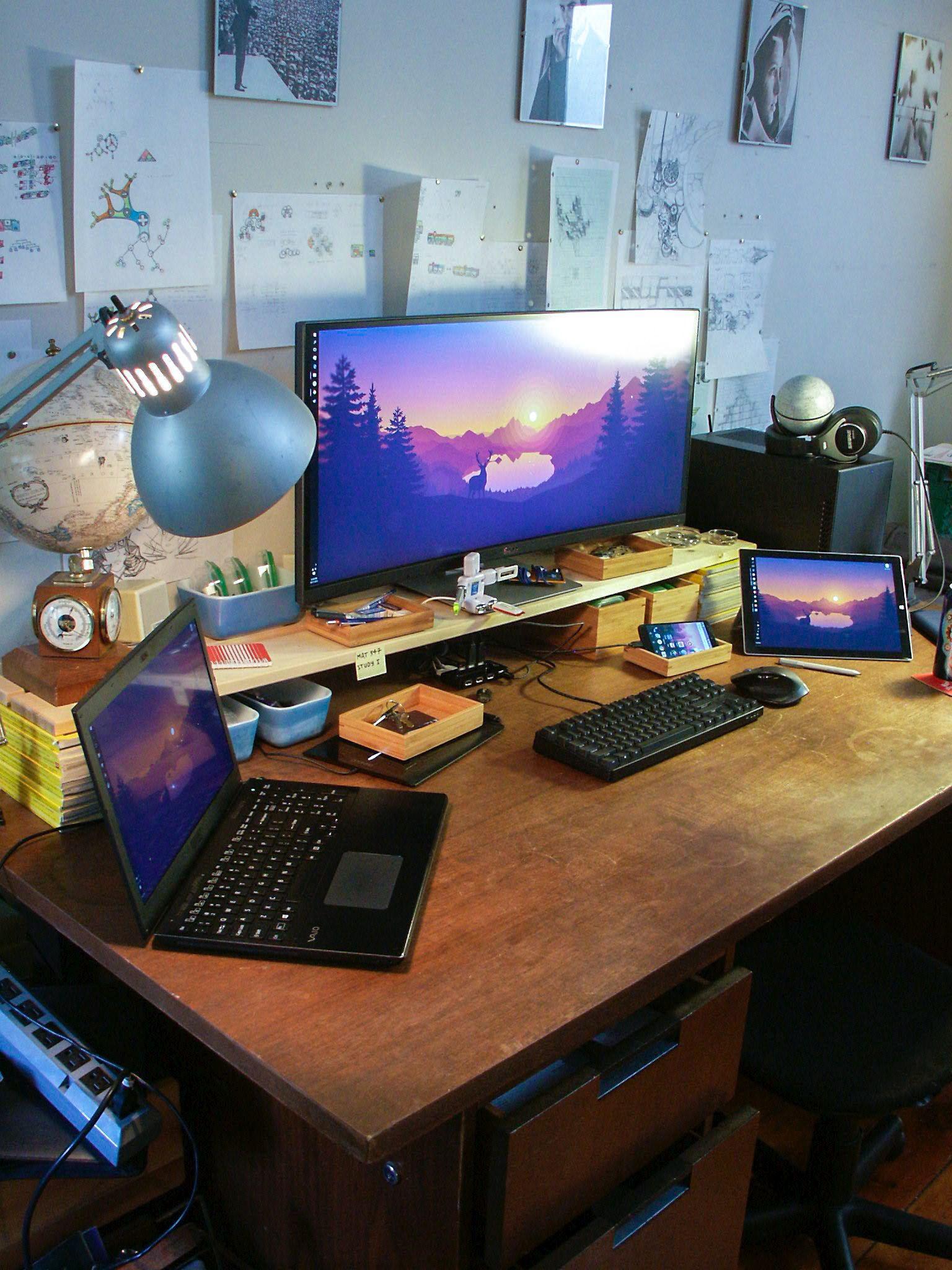 1440P Ultrawide Mini-ITX Xeon Workstation + Gaming - Album on Imgur