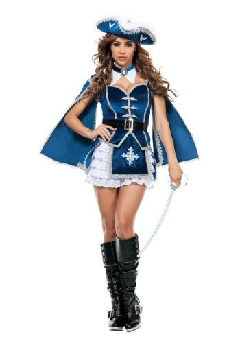 Women\u0027s All For You Musketeer Costume halloween Pinterest - halloween costume ideas for female