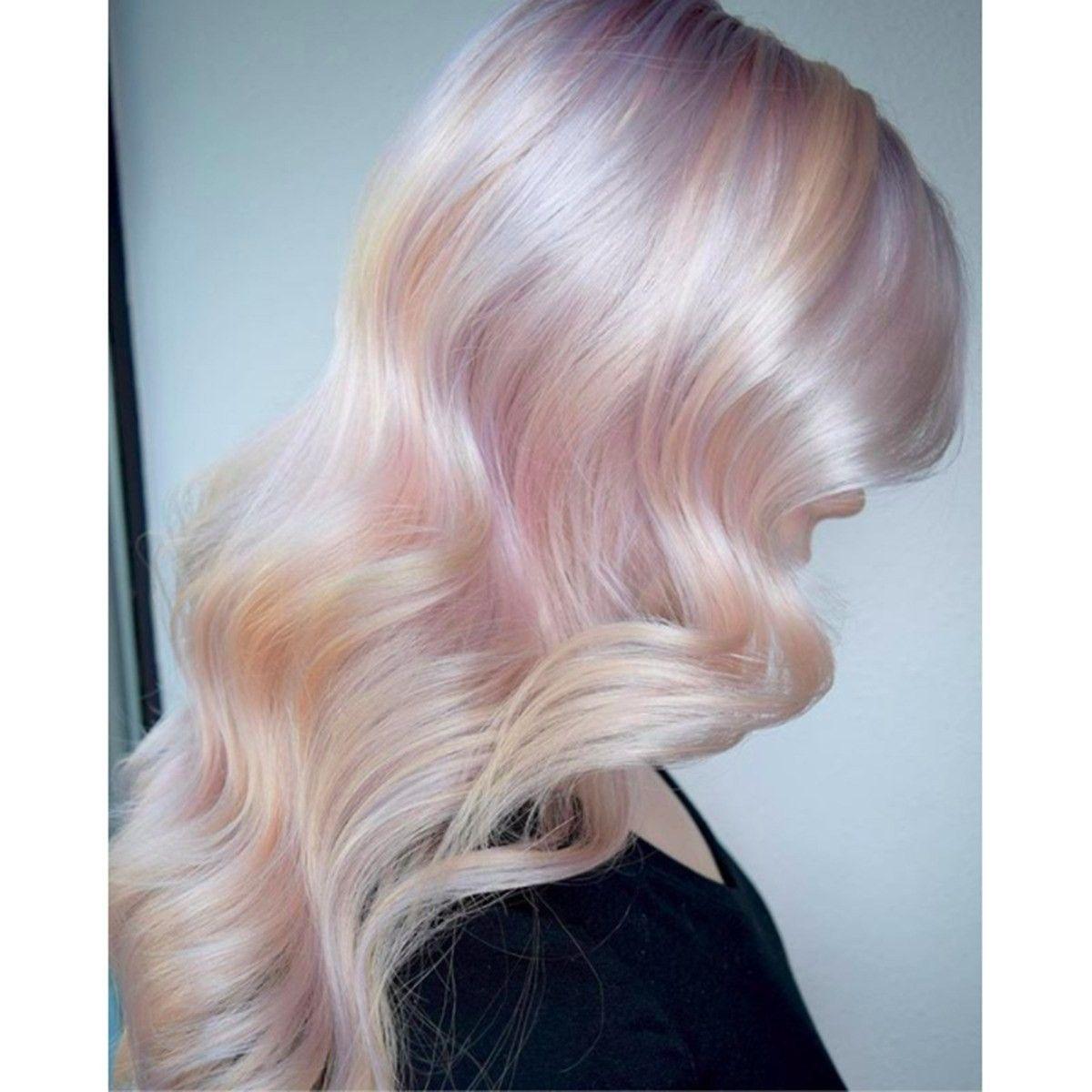 Pin By April Platt On Hair In 2019 2018 Hair Color Trends Blonde Dye Hair Trends