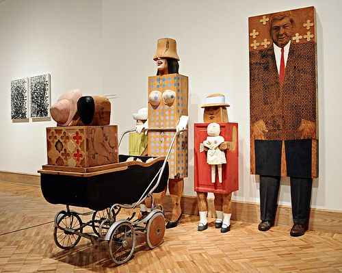 Good Currier Museum Of Art (Manchester, New Hampshire). The Family (Art By