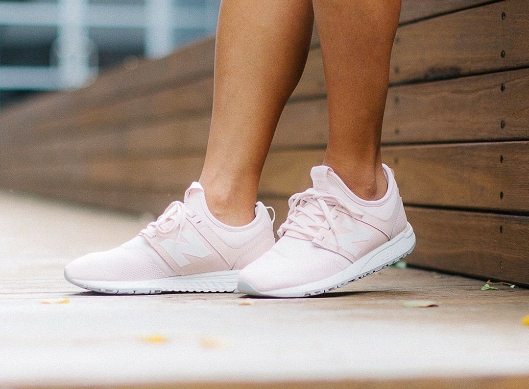 New Balance 247: Pink | Sneakers, Shoes trainers, Shoes