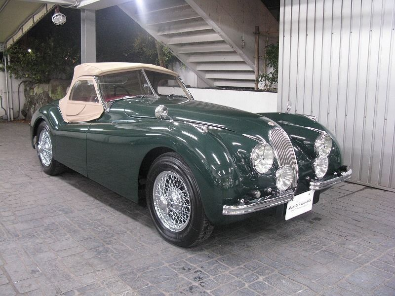 Fancy owning a piece of auto history? Bid for this Jaguar