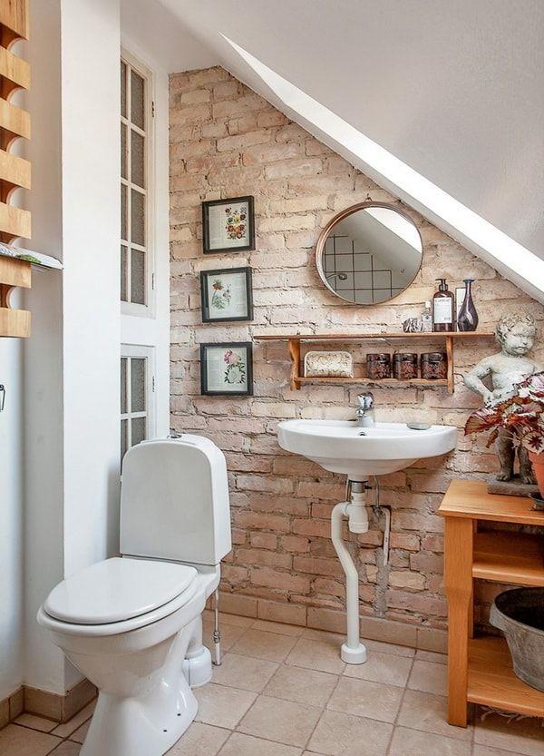 Inspiración para baños pequeños. Ideas para cuartos de baño ...