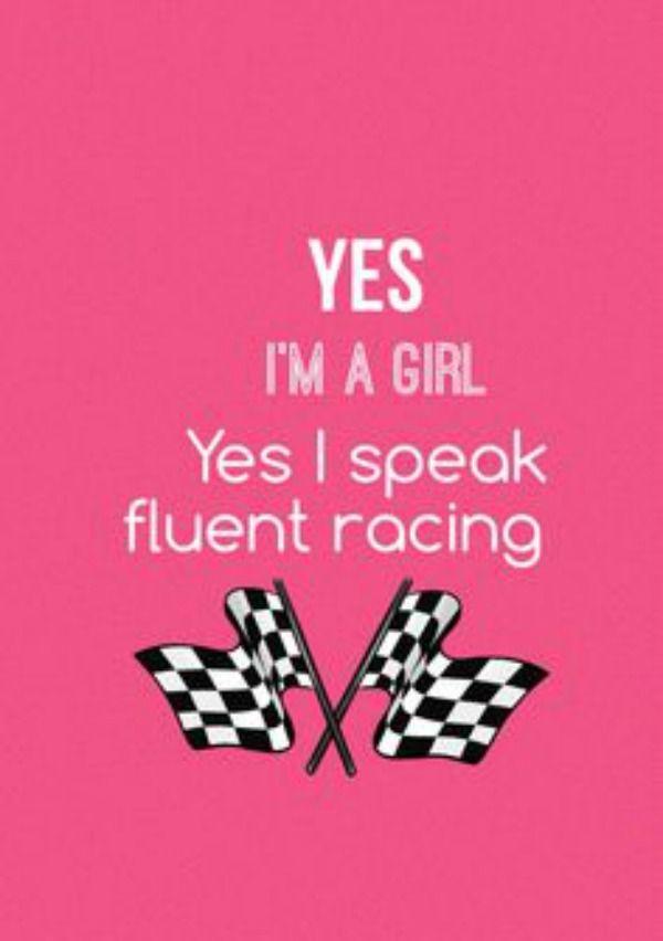 Red Car, Blue Car   Racing   Kart racing, Racing quotes