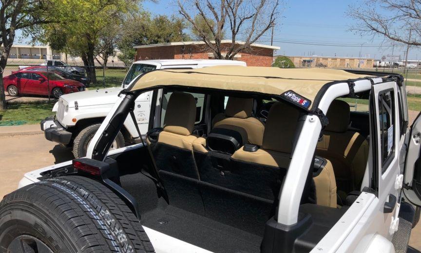 Jl Safari Sun Shade Top Introduced By Jtopsusa Wrangler Jl New Jeep Wrangler Jeep