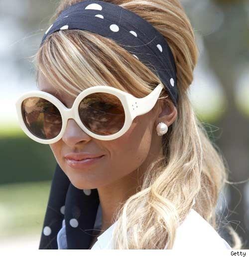 the many headbands of richie headband style