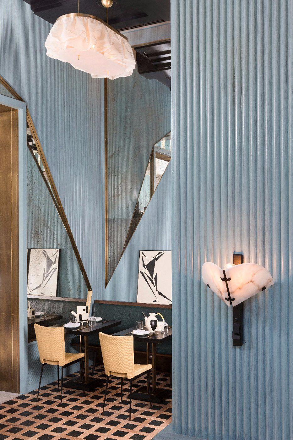 Image result for kelly wearstler bathrooms
