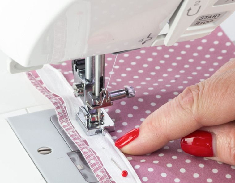 How to sew a concealed zip with images sewing sewing