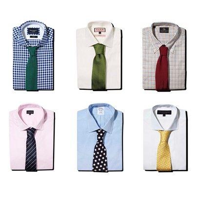 Dress color matching men