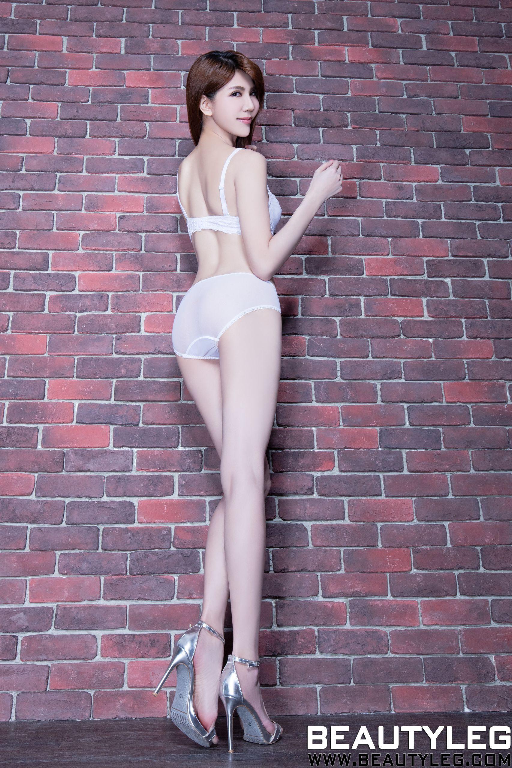 27b6640a805d Beautyleg美腿写真] No.1418 Maggie 超短裙+内衣 套图第39张   セレブ ...