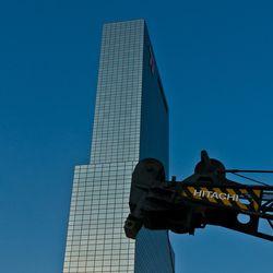 Rotterdam, push! Photo: Letty Visser