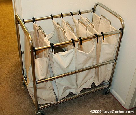 Seville Classics 3 Bag Laundry Sorter Review Story Muebles