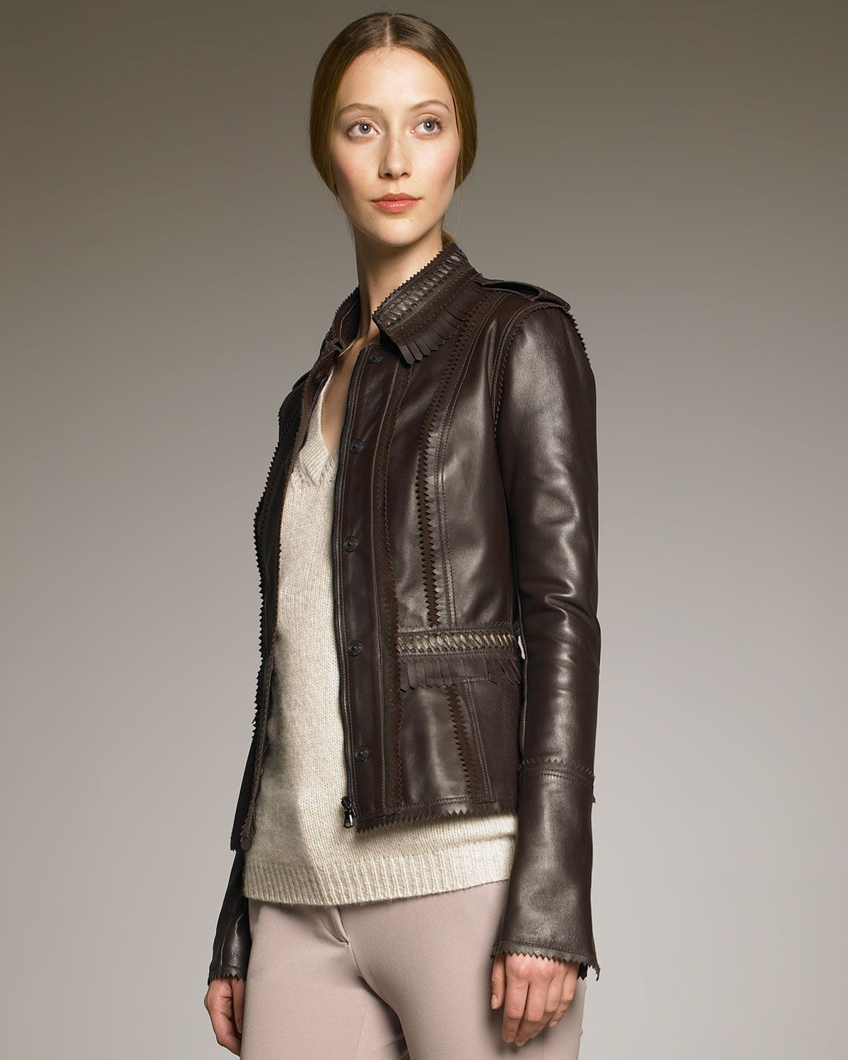 1000  images about Great Leather Jackets on Pinterest | Burberry