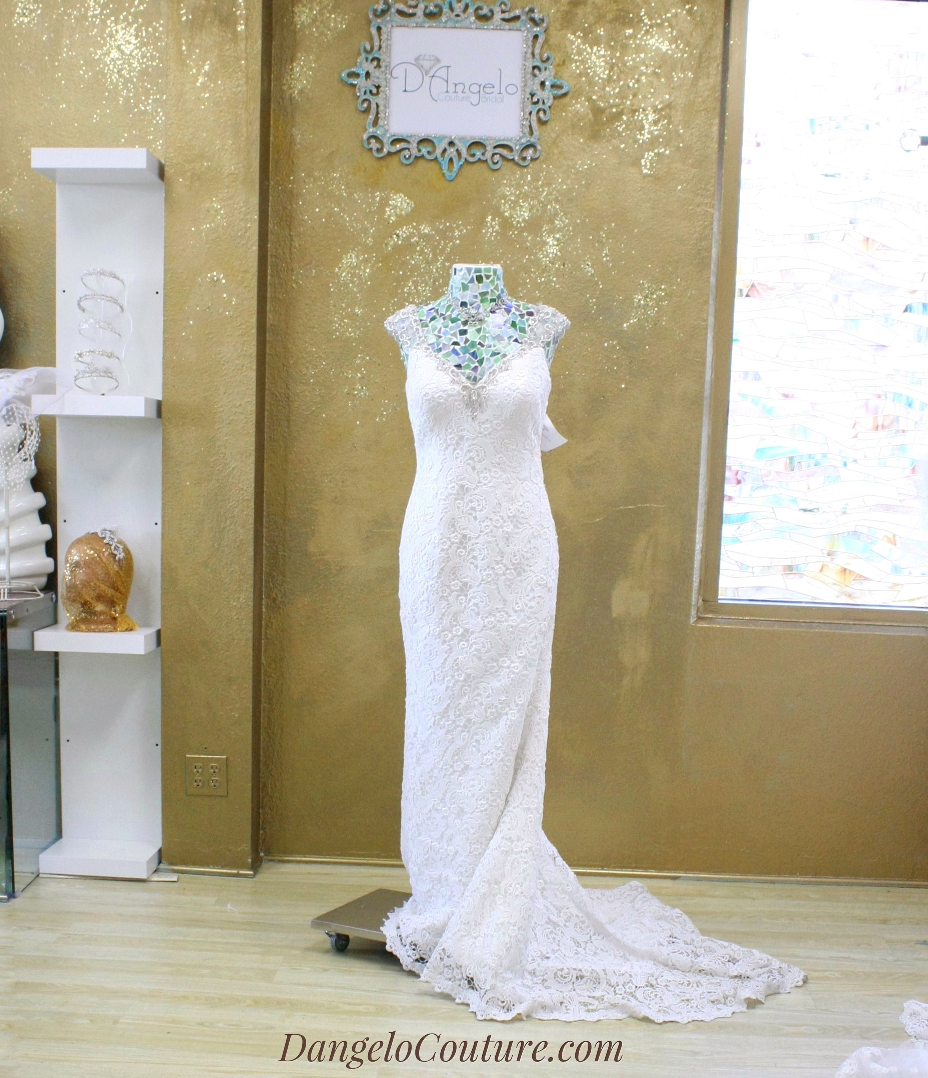 Superb Wedding Dresses at D uAngelo Couture Bridal in San Diego California Beautiful Wedding