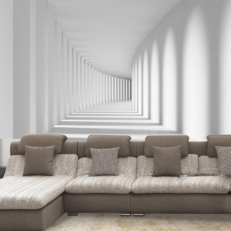 pas cher personnalis la d coration int rieure murale salon papier peint 3d st r o tv fond. Black Bedroom Furniture Sets. Home Design Ideas
