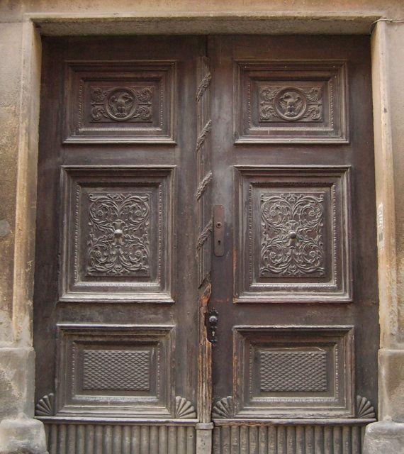 Https Www Etsy Com Listing 201157629 8 Ft X 10 Ft Large Double Vintage Doors Ref Hp Mod Rf With Images Vintage Doors Doors Old Door