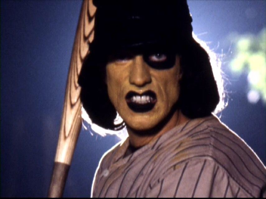 Cobb Of The Furies Warriors 1979 With Images Warrior Movie The Warriors Baseball Furies Warrior
