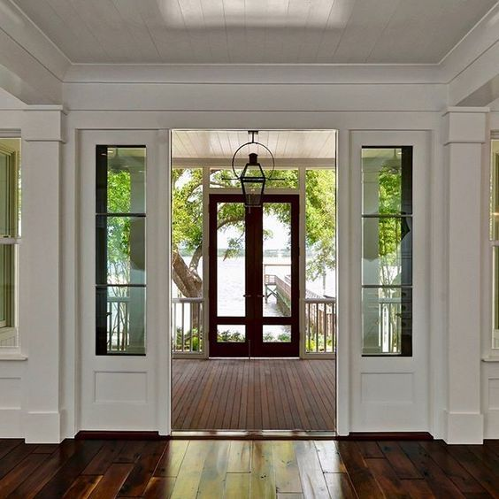 Pin By Vintage Charm On Ideas For The New House House With Porch House Design House
