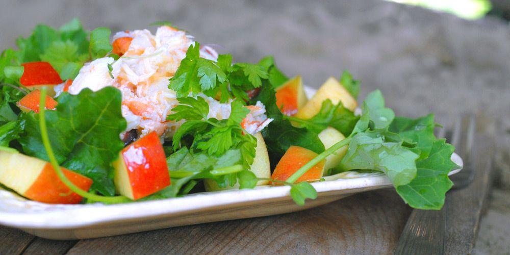 Er du glad i krabbe bør du nyte klokjøttet, men ikke overdrive inntaket av brunmaten.
