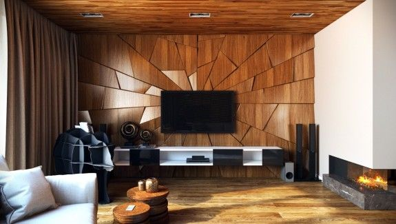 Bon Wall Texture Designs For The Living Room: Ideas U0026 Inspiration