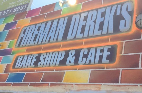 The just opened Fireman Derek's Bake Shop & Cafe can found in Wynwood at 2818 N Miami Ave, Miami, FL 33137 Give us a Call: 786-449-2517 Hours: Monday 8AM - 6PM Tuesday 8AM - 6PM Wednesday 8AM -...