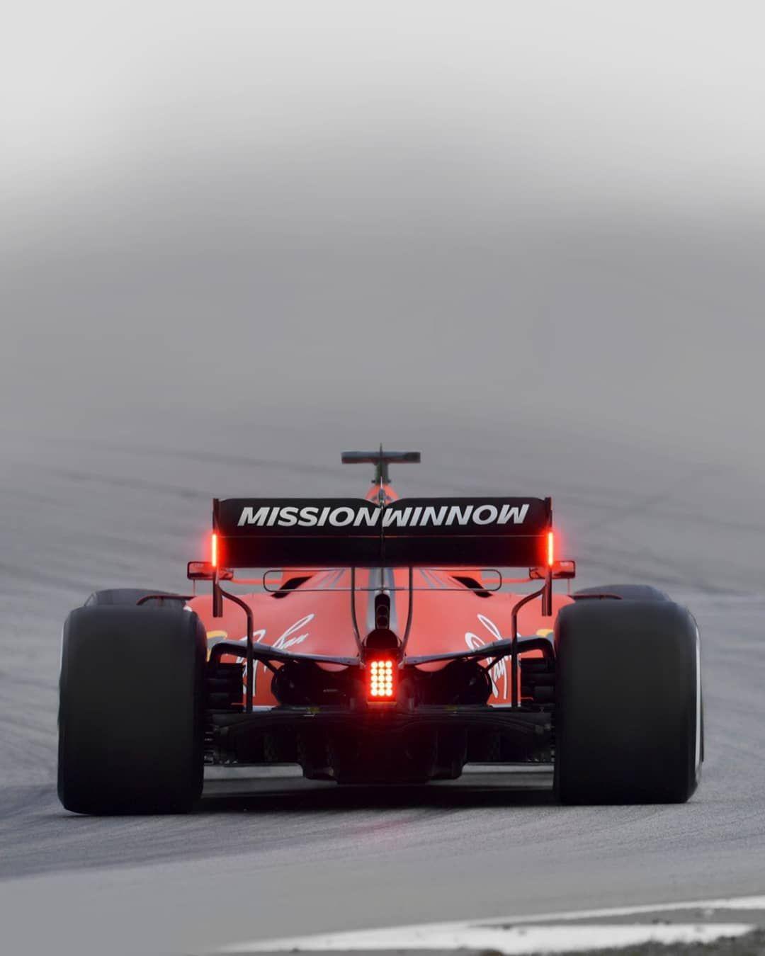 Mission Winnow Will Be Back Come Bahrain Ferrari S Sf90 Will Again