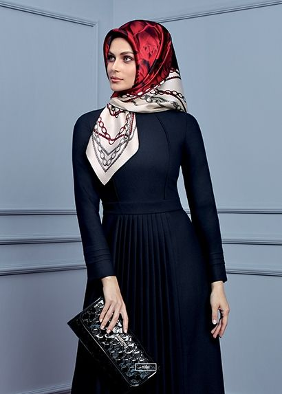 99ba3f26d191f This is such a gorgeous scarf!Armine 2016 Elbise | Yeni Sezon ...