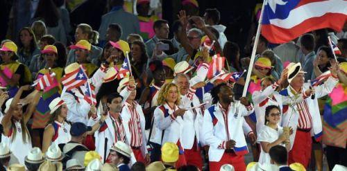 En el Choliseo la fiesta para Mónica y los atletas de Río 2016...